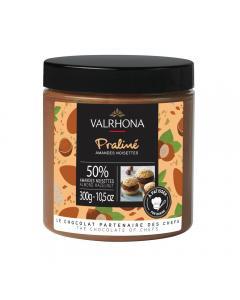 pralinato mandorle e nocciole fruttato 50% di valrhona