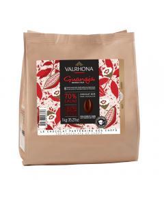 sacchetto 1kg guanaja 70% di valrhona
