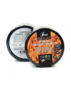 food colour arancione di sosa