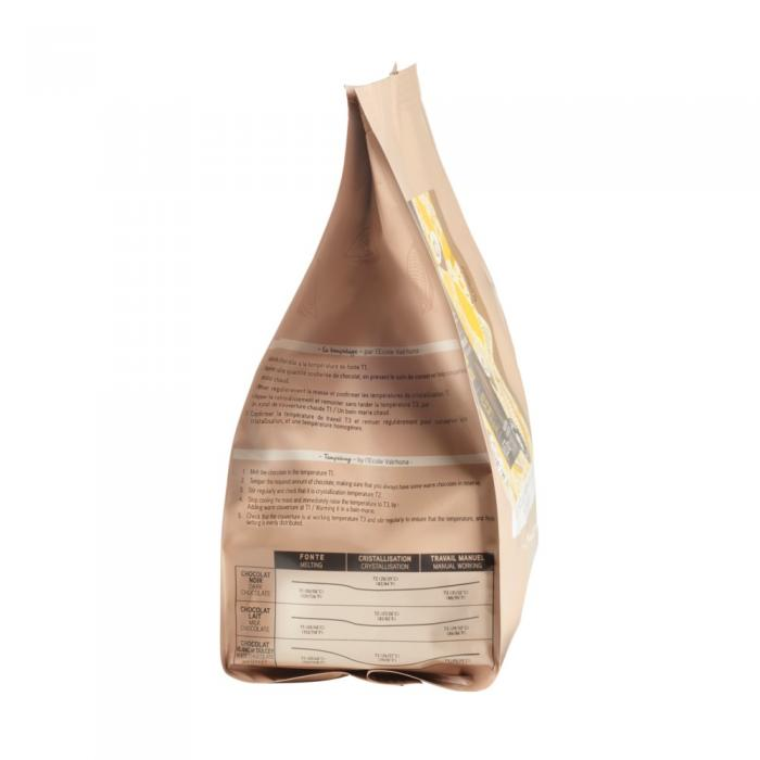 sacchetto 1kg oriado 60% di valrhona