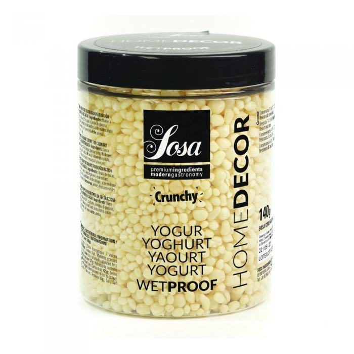 crispy yogurt wetproof di sosa