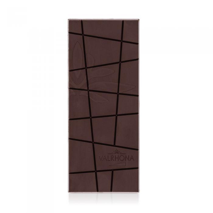 tavoletta guanaja 70% con fave di cacao di valrhona